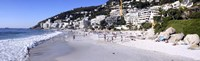 """Clifton Beach, Cape Town, Western Cape Province, South Africa by Panoramic Images - 27"""" x 9"""""""