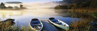 """English Lake District, Grasmere, Cumbria, England by Panoramic Images - 27"""" x 9"""""""