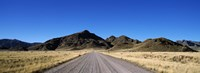 "Desert road from Aus to Sossusvlei, Namibia by Panoramic Images - 27"" x 9"""
