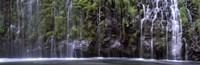 Mossbrae Falls Sacramento River Dunsmuir California