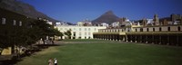 """Courtyard of a castle, Castle of Good Hope, Cape Town, Western Cape Province, South Africa by Panoramic Images - 27"""" x 9"""""""
