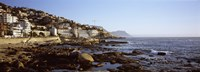 """Bantry Bay, Cape Town, Western Cape Province, South Africa by Panoramic Images - 27"""" x 9"""""""