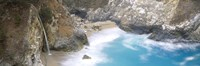 "McWay Falls, Julia Pfeiffer Burns State Park, Big Sur, California by Panoramic Images - 27"" x 9"""
