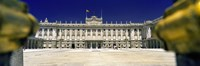 """Facade of a palace, Madrid Royal Palace, Madrid, Spain by Panoramic Images - 27"""" x 9"""""""