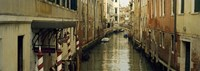 """Buildings along a canal, Rio Dei Greci Canal, Venice, Veneto, Italy by Panoramic Images - 27"""" x 9"""""""