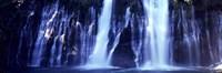 Waterfall in Memorial State Park California