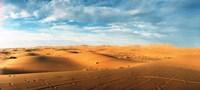Sahara Desert landscape, Morocco Fine Art Print