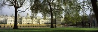 "Horse guards building, St. James's Park, Westminster, London, England by Panoramic Images - 27"" x 9"""