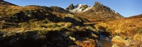 """Rock formations, Beinn Arthur, Arrochar, Argyll And Bute, Scotland by Panoramic Images - 27"""" x 9"""""""