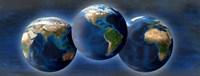 Three Earths