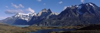 """Lake Nordenskjold in Torres Del Paine National Park, Chile by Panoramic Images - 27"""" x 9"""""""