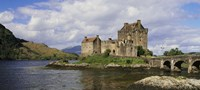 Eilean Donan Castle, Ross-shire, Scotland Fine Art Print