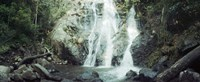 """Waterfall in a forest, Chiang Mai, Thailand by Panoramic Images - 27"""" x 9"""", FulcrumGallery.com brand"""