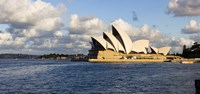 "Sydney Opera House, Sydney, New South Wales, Australia by Panoramic Images - 27"" x 9"""