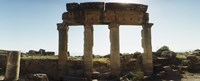"Ruins of Hierapolis at Pamukkale, Anatolia, Central Anatolia Region, Turkey by Panoramic Images - 27"" x 9"""