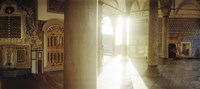 """Interiors of Topkapi Palace in Istanbul, Turkey (horizontal) by Panoramic Images - 27"""" x 9"""""""