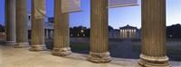 "Propylaeen and Glyptothek, Koenigsplatz, Munich, Bavaria, Germany by Panoramic Images - 27"" x 9"" - $28.99"