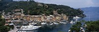 "Italy, Portfino by Panoramic Images - 36"" x 12"""