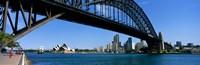 "Harbor Bridge, Sydney, Australia by Panoramic Images - 36"" x 12"""