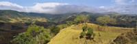 "Clouds over mountains, Monteverde, Costa Rica by Panoramic Images - 36"" x 12"""