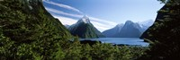 Milford Sound, Fiordland National Park, New Zealand Fine Art Print