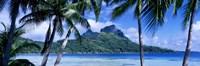Bora Bora, Tahiti, Polynesia Fine Art Print