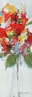 "Sensations I by Natasha Barnes - 12"" x 36"""