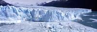 "Glacier, Moreno Glacier, Argentine Glaciers National Park, Santa Cruz, Patagonia, Argentina by Panoramic Images - 36"" x 12"""