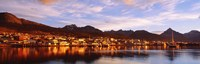 """Ushuaia Tierra del Fuego Argentina by Panoramic Images - 36"""" x 12"""" - $34.99"""