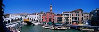 Ponte di Rialto Venice Italy by Panoramic Images - various sizes