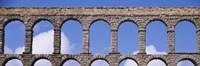 "Roman Aqueduct, Segovia, Spain by Panoramic Images - 36"" x 12"""