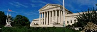 """US Supreme Court Building, Washington DC, District Of Columbia, USA by Panoramic Images - 36"""" x 12"""""""