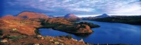 """Loch Inchard Sutherland Scotland by Panoramic Images - 36"""" x 12"""""""
