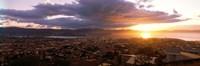"Hobart, Australia by Panoramic Images - 36"" x 12"""
