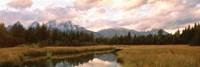 Grand Teton National Park WY USA Fine Art Print
