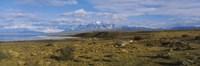 "Clouds over a landscape, Las Cumbres, Parque Nacional, Torres Del Paine National Park, Patagonia, Chile by Panoramic Images - 36"" x 12"""