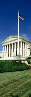 """US Supreme Court, Washington DC, District Of Columbia, USA by Panoramic Images - 12"""" x 36"""""""