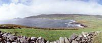 """UK, Ireland, Kerry County, Rocks on Greenfields by Panoramic Images - 36"""" x 12"""" - $34.99"""
