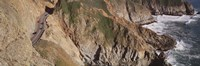 """USA, California, Big Sur, Pacific Coast Highway 1, High angle view of freeway by Panoramic Images - 36"""" x 12"""" - $34.99"""