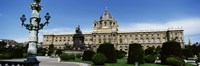 """Schonbrunn Palace, Vienna, Austria by Panoramic Images - 36"""" x 12"""""""