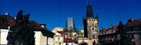 "Prague Castle St Vitus Cathedral Prague Czech Republic by Panoramic Images - 36"" x 12"""