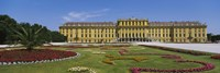Facade of a building, Schonbrunn Palace, Vienna, Austria by Panoramic Images - various sizes