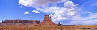 """Monument Valley Tribal Park AZ USA by Panoramic Images - 36"""" x 12"""" - $34.99"""