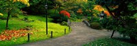 The Japanese Garden, Seattle, Washington State Fine Art Print