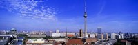 "Nikolai Quarter, Berlin, Germany by Panoramic Images - 36"" x 12"" - $34.99"