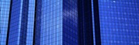"Facade of Buildings, Frankfurt, Germany by Panoramic Images - 36"" x 12"" - $34.99"