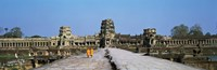 Angkor Wat Cambodia Fine Art Print