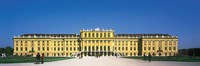 """Schonbrunn Palace Vienna Austria by Panoramic Images - 36"""" x 12"""", FulcrumGallery.com brand"""