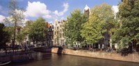 "36"" x 12"" Amsterdam Pictures"