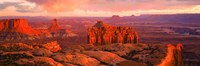 """Canyonlands National Park UT USA by Panoramic Images - 36"""" x 12"""""""